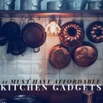 11 must have affordable kitchen gadgets